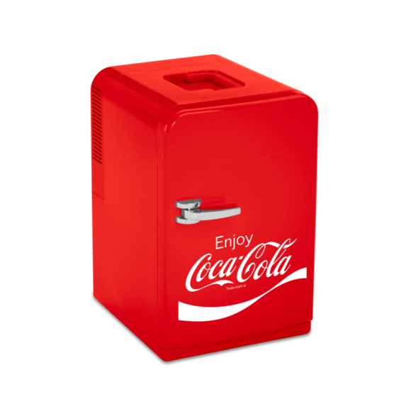 Coca-Cola Mini Fridge F15 AC/DC